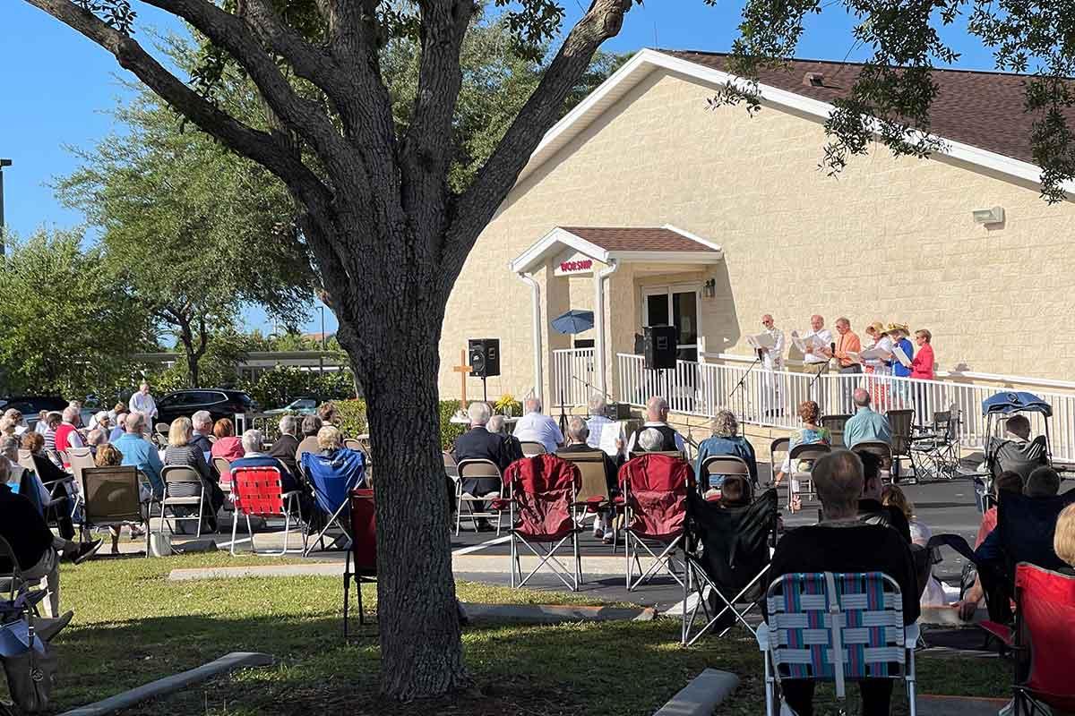 2021 Easter Service | Events at Christus Victor Lutheran Church Naples & Bonita Springs