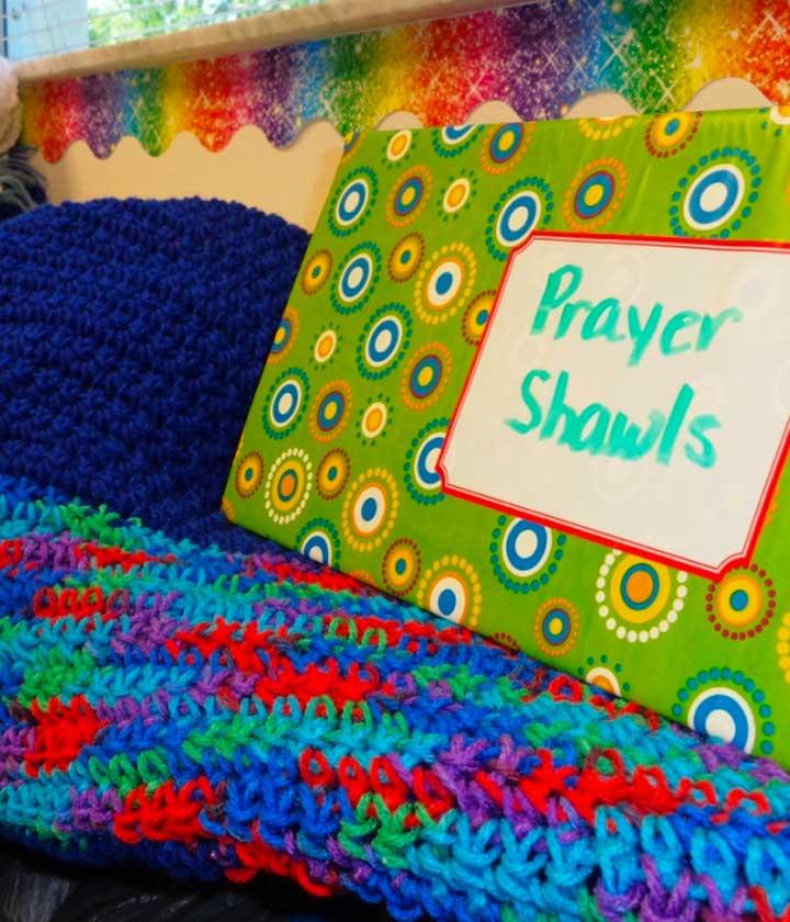 Prayer Shawls at CVLC   Christus Victor Lutheran Church Naples & Bonita Springs