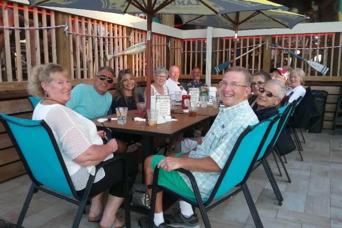 Senior Ministry member luncheon   Christus Victor Lutheran Church Naples & Bonita Springs