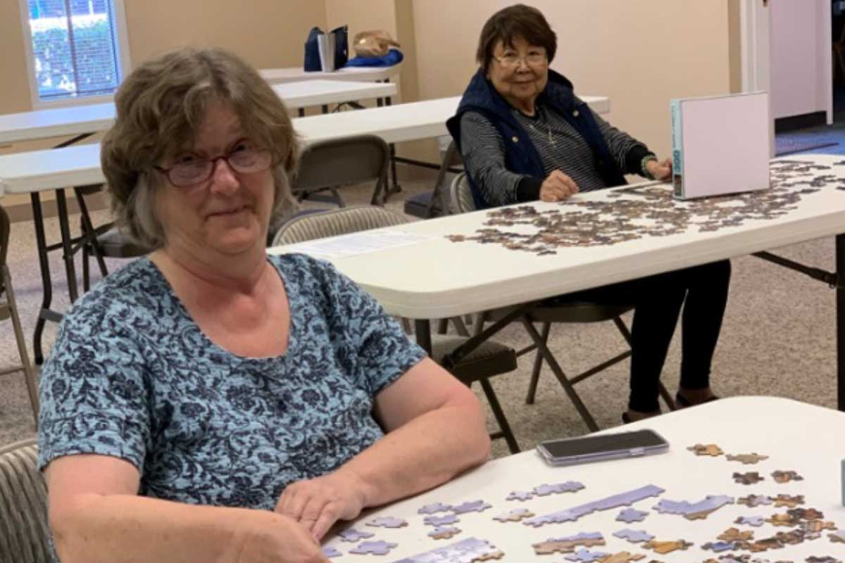 Senior Ministry puzzle activity   Christus Victor Lutheran Church Naples & Bonita Springs