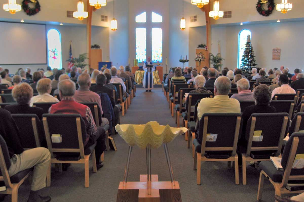 Sunday service at Christus Victor Lutheran Church | Lutheran Church Naples & Bonita Springs