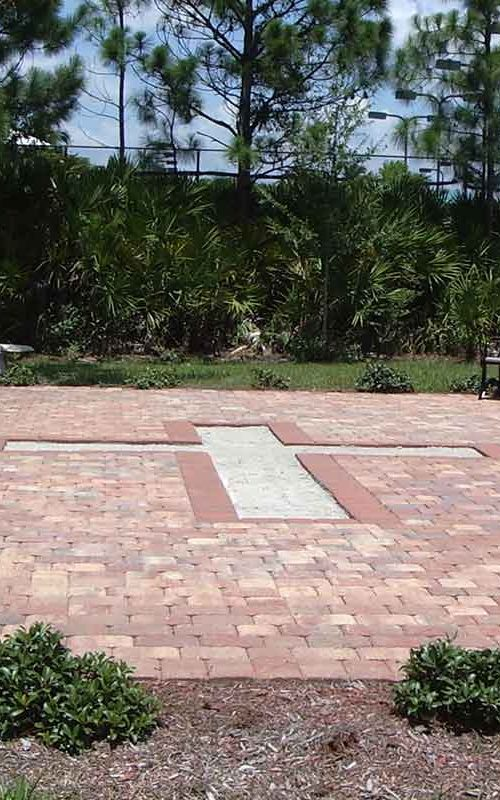 Victory Park burial area   Christus Victor Lutheran Church Naples & Bonita Springs