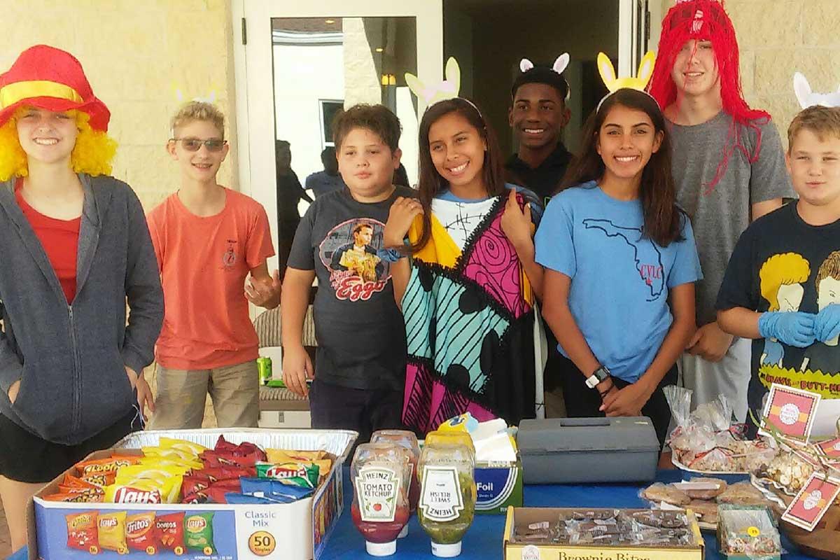CVLC's Youth Group Bake Sale | Christus Victor Lutheran Church Naples & Bonita Springs